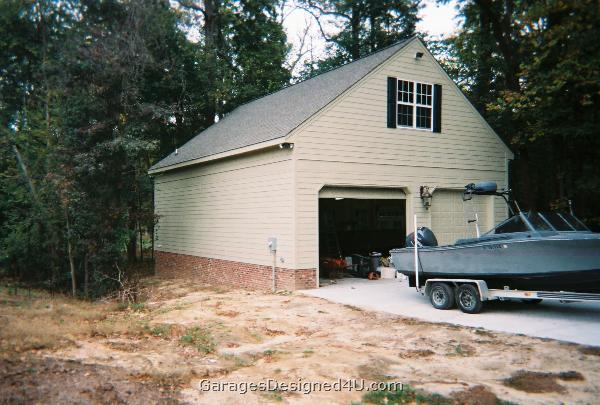 Boathouse Garage Garage Builders Of Raleigh
