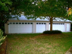 1 Story Garage Builders Of Raleigh