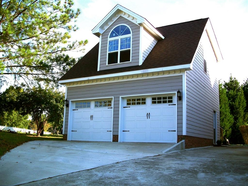 Carriage House Garage Builders Of Raleigh