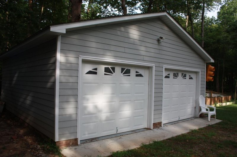 Dad 39 s pad garage builders of raleigh for Garage builders raleigh nc