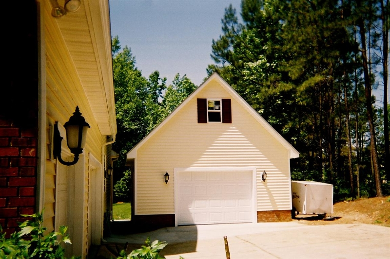 Hobby Garage Garage Builders Of Raleigh