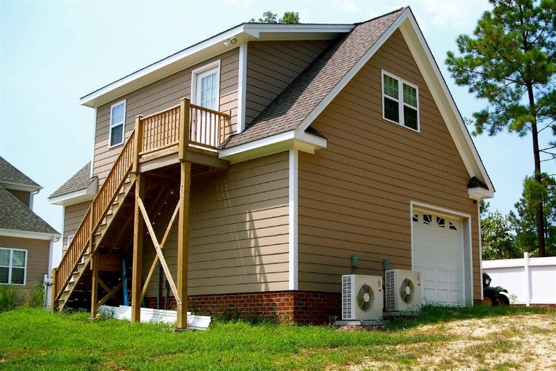 Custom garage builders of raleigh for Garage builders raleigh nc