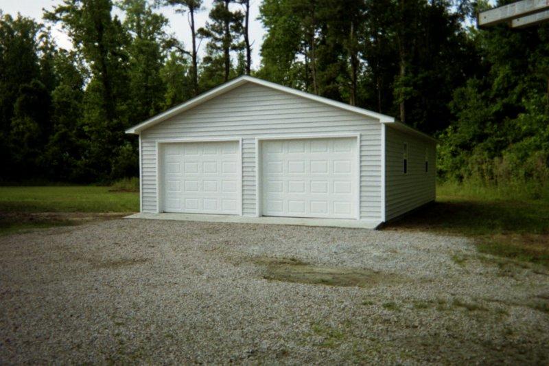 Multi purpose garage builders of raleigh for Garage builders raleigh nc