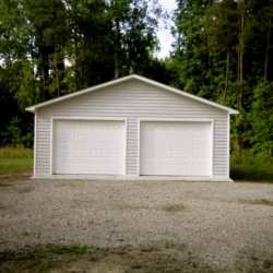 Multi purpose garage builders of raleigh for Garage builders raleigh nc