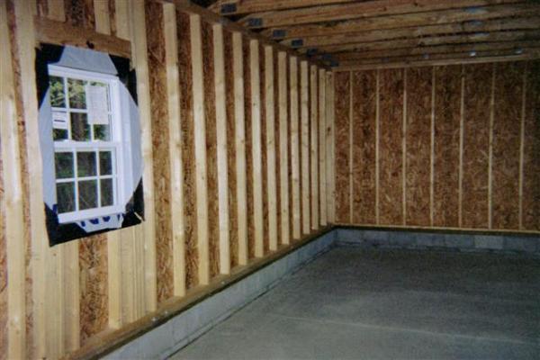 Three Car Mini Farm Garage Builders Of Raleigh