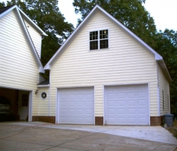 Attached Garage Builders Of Raleigh