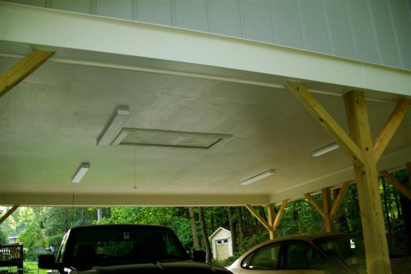 Carport Loft Shed Garage Builders Of Raleigh